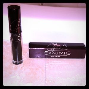 "MAC Limited Edition Aaliyah ""1 in a Million"""